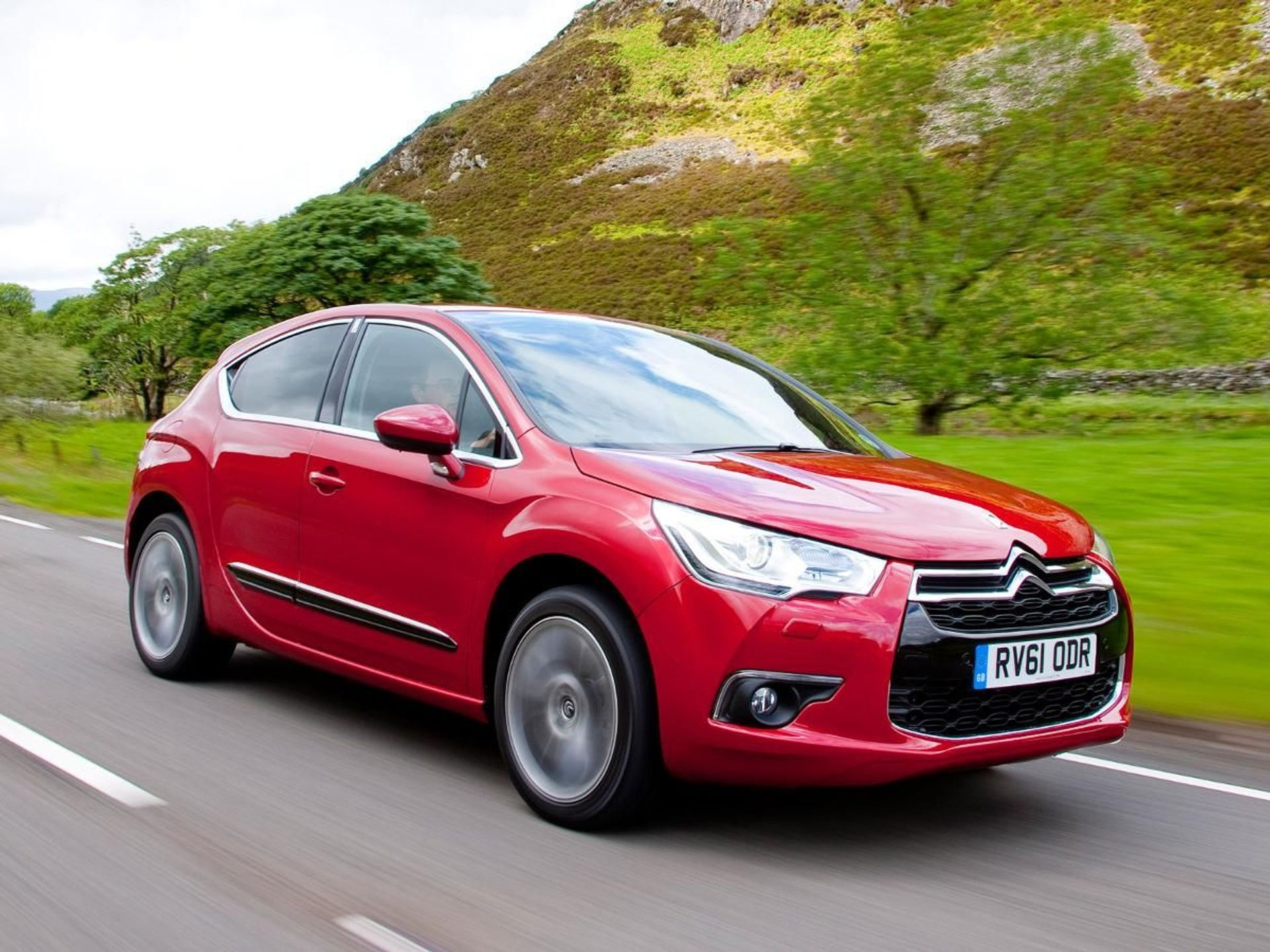Citroen DS4  image