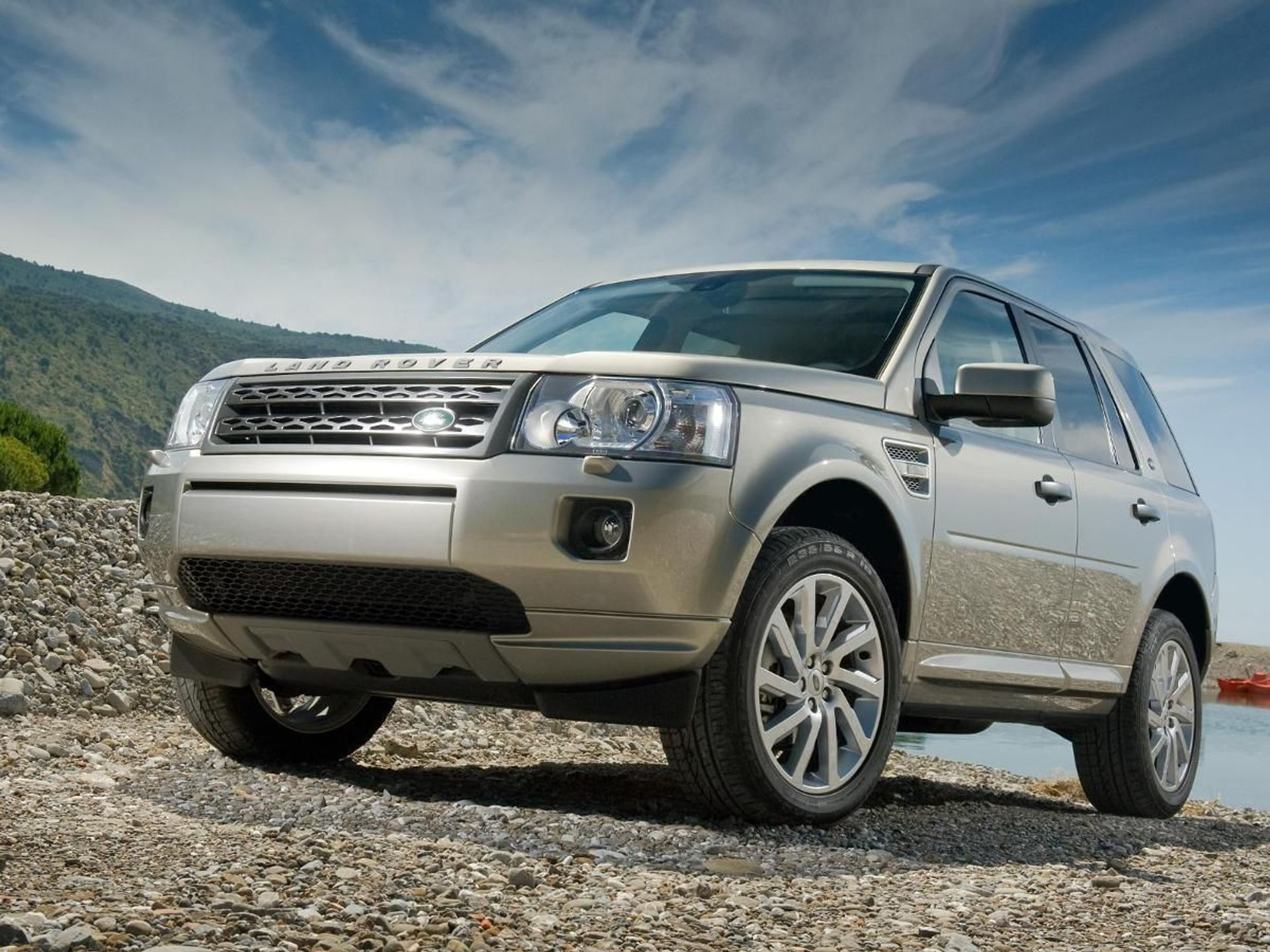Land Rover Freelander 2 SD4 image