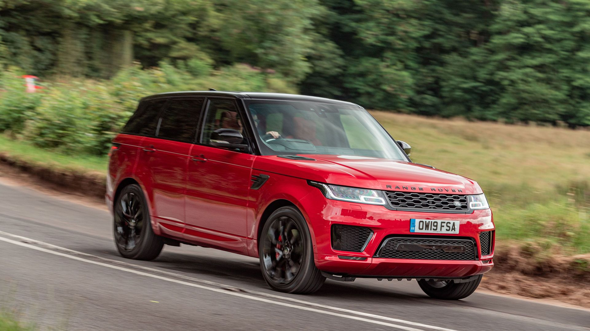 Land Rover Range Rover Sport  image