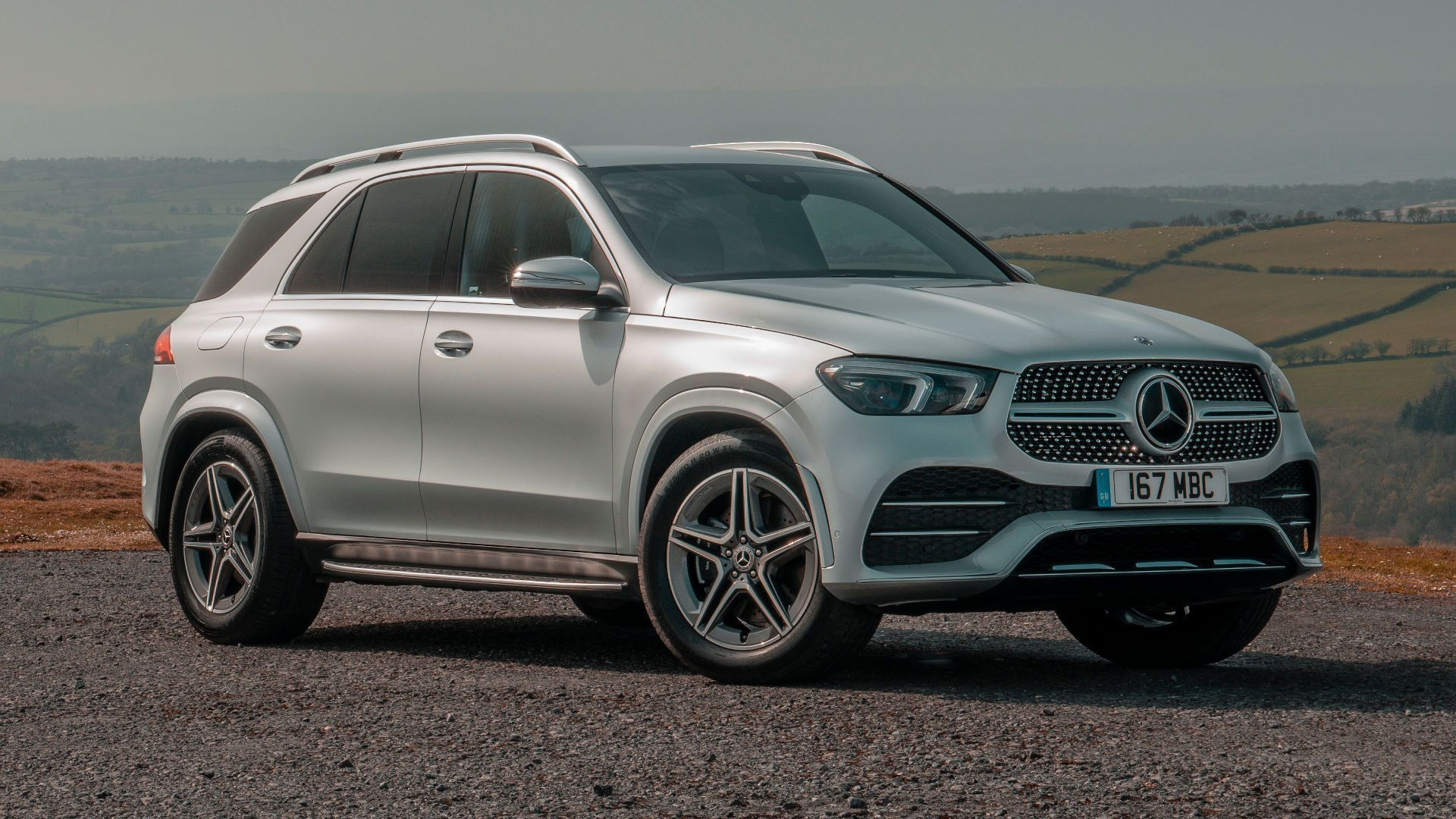 Mercedes-Benz GLE Class  image