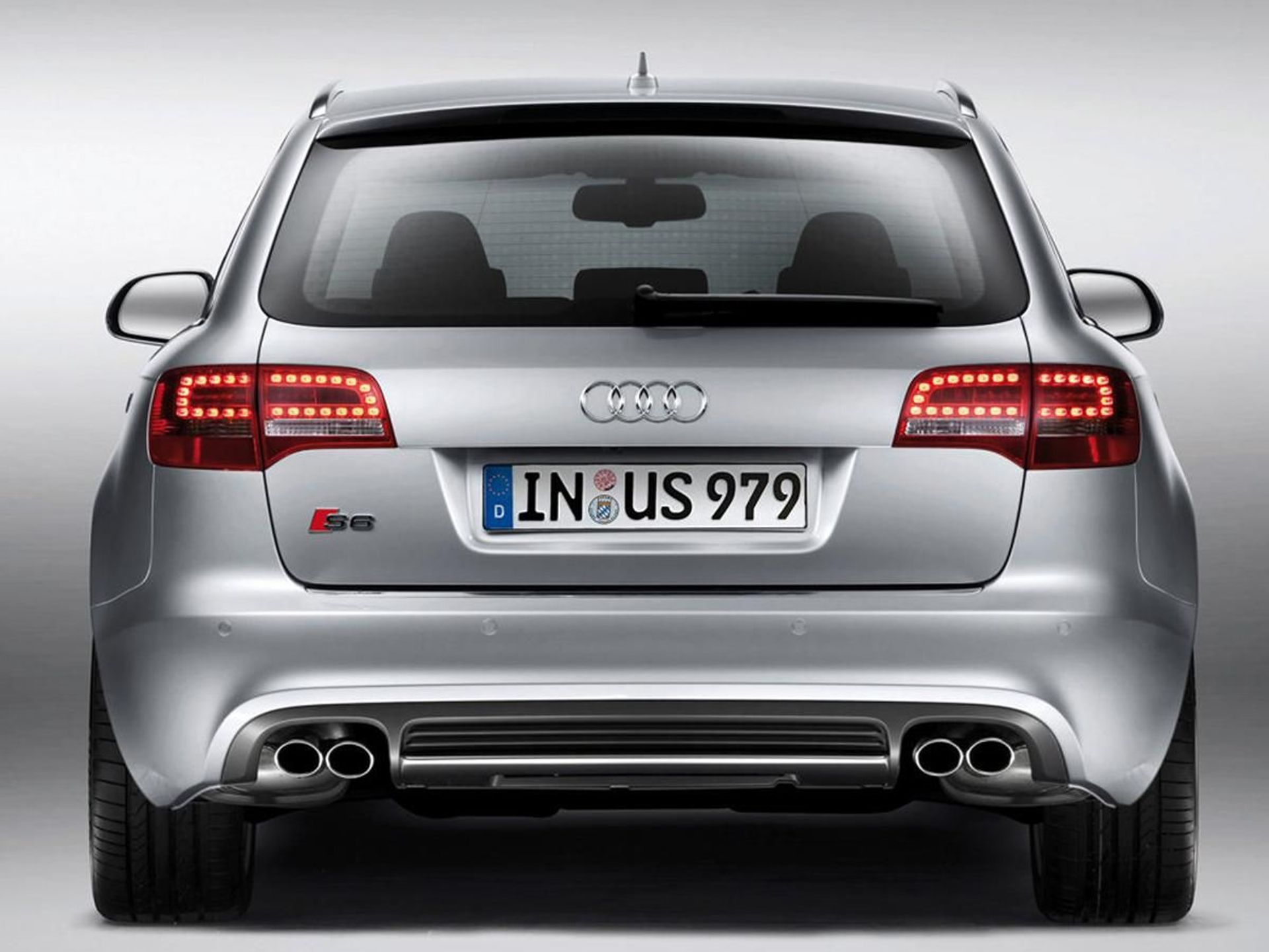 Audi S6 Avant  image
