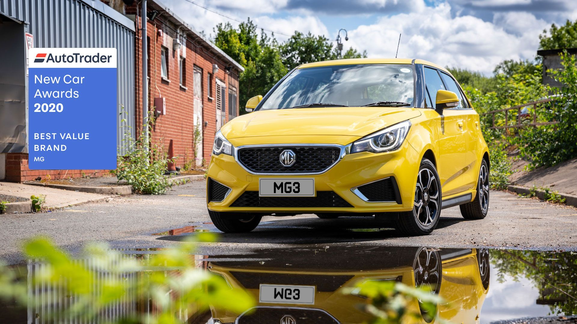 MG MG3 90th Limited Edition image