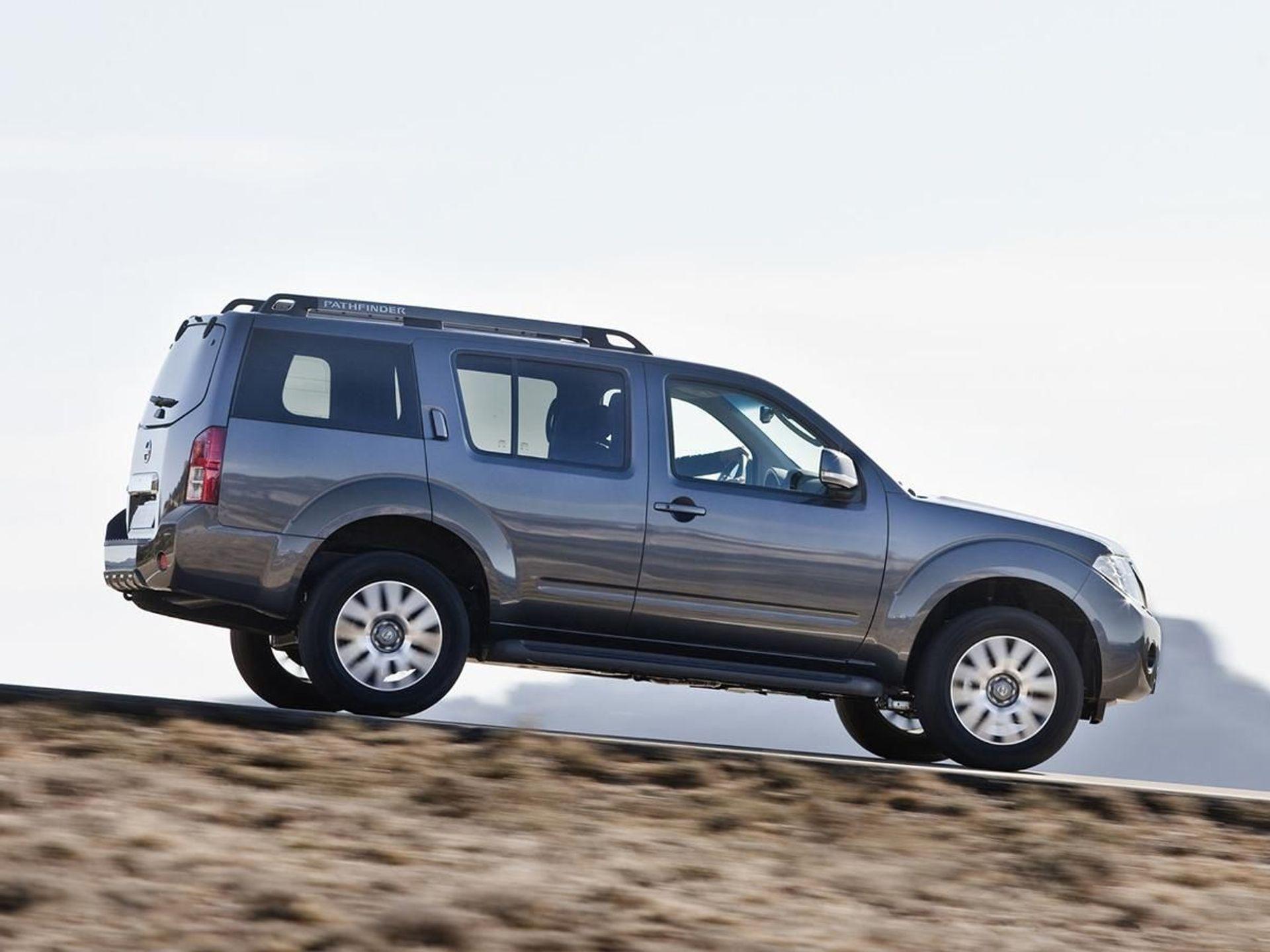 Nissan Pathfinder  image