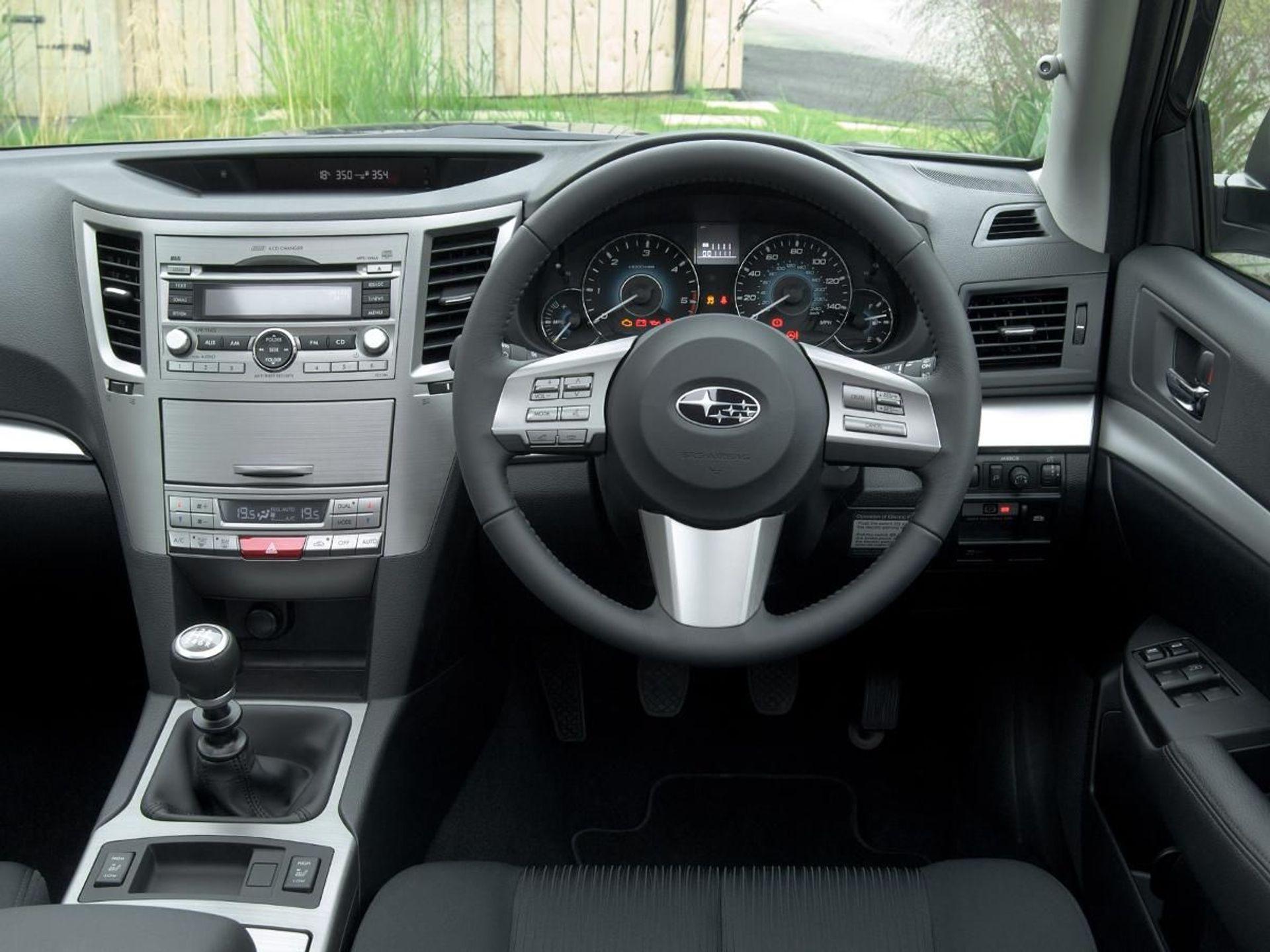Subaru Legacy  image