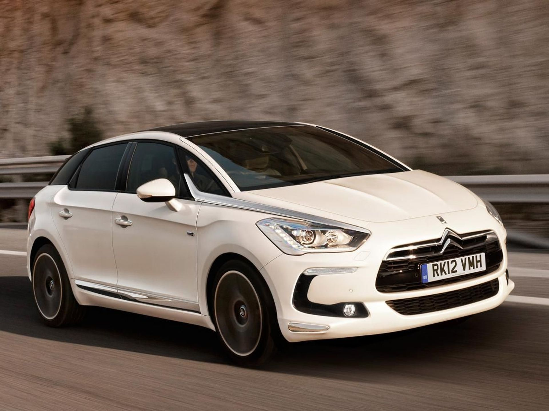 Citroen DS5  image