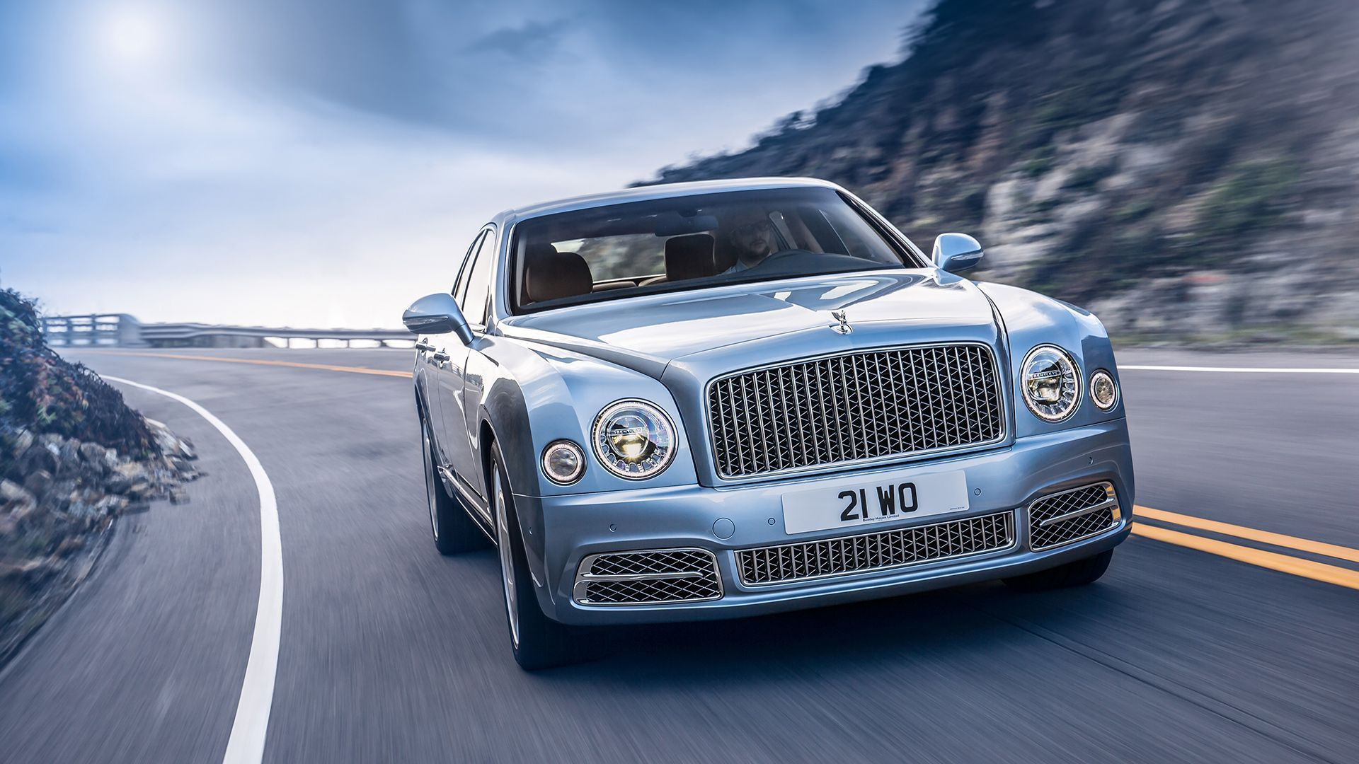Bentley Mulsanne  image