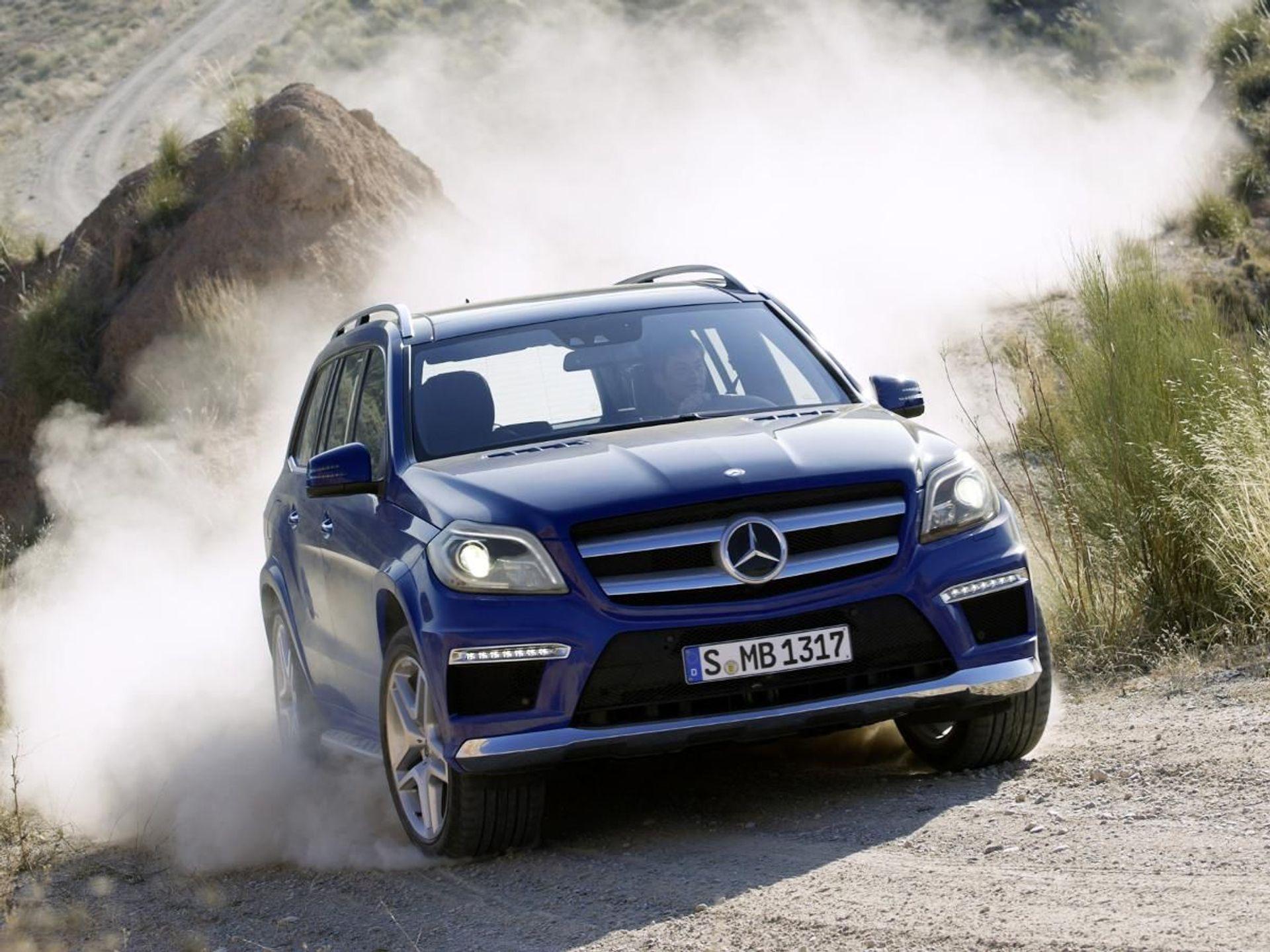 Mercedes-Benz GL Class  image
