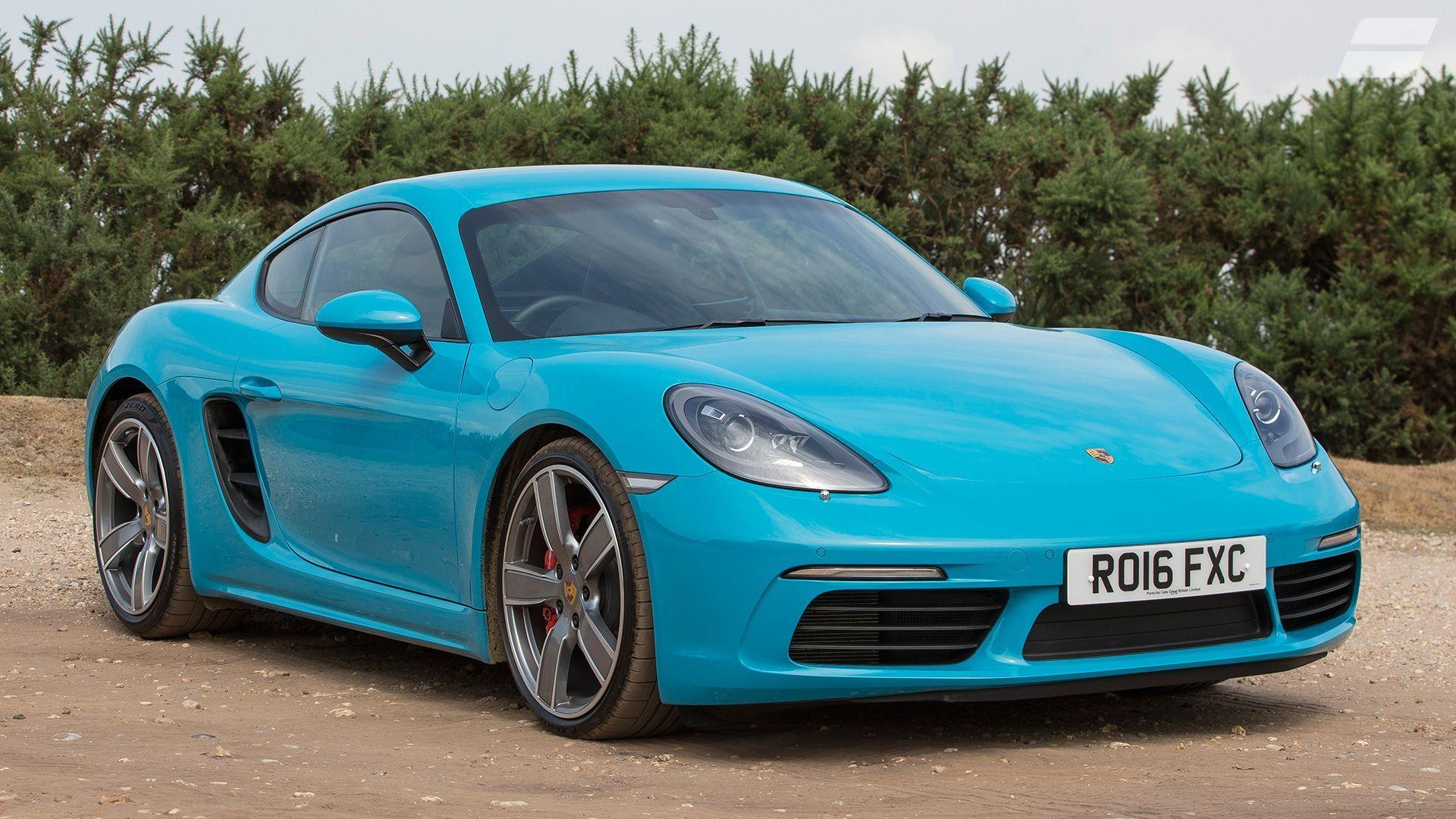 Porsche 718 Cayman  image
