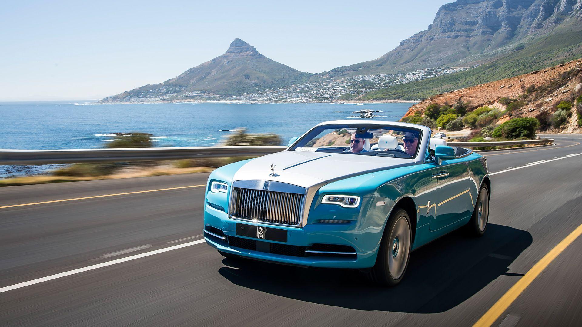 Rolls-Royce Dawn  image