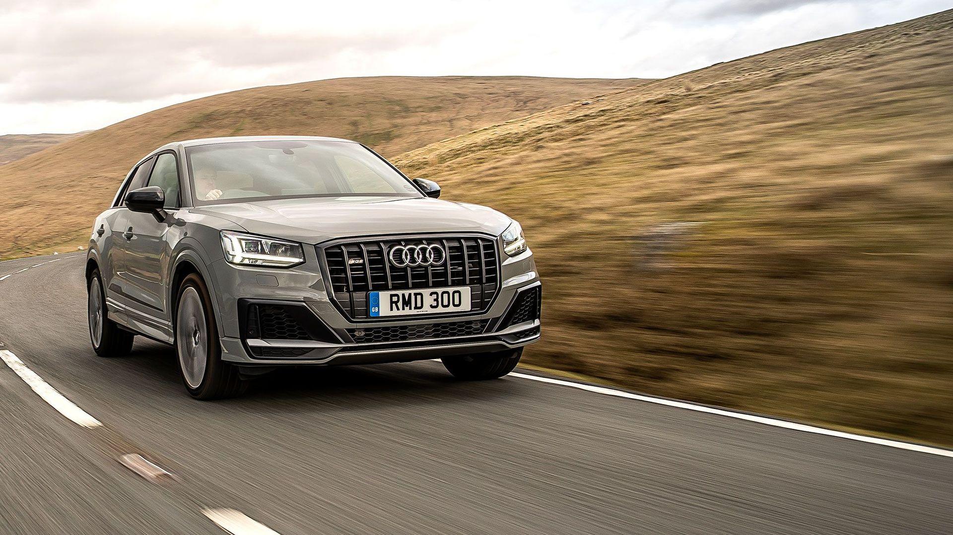 Audi SQ2  image