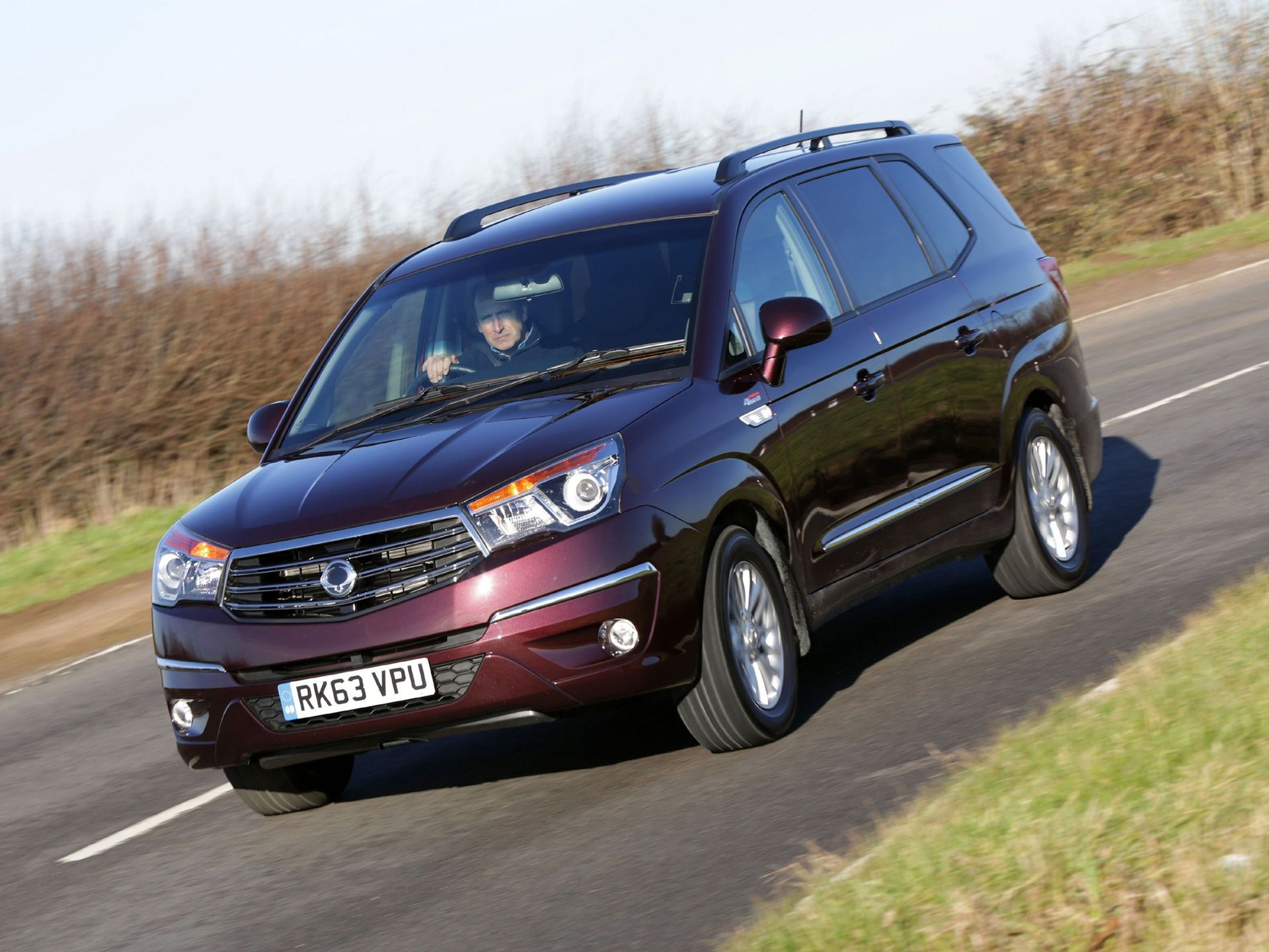 SsangYong Turismo  image