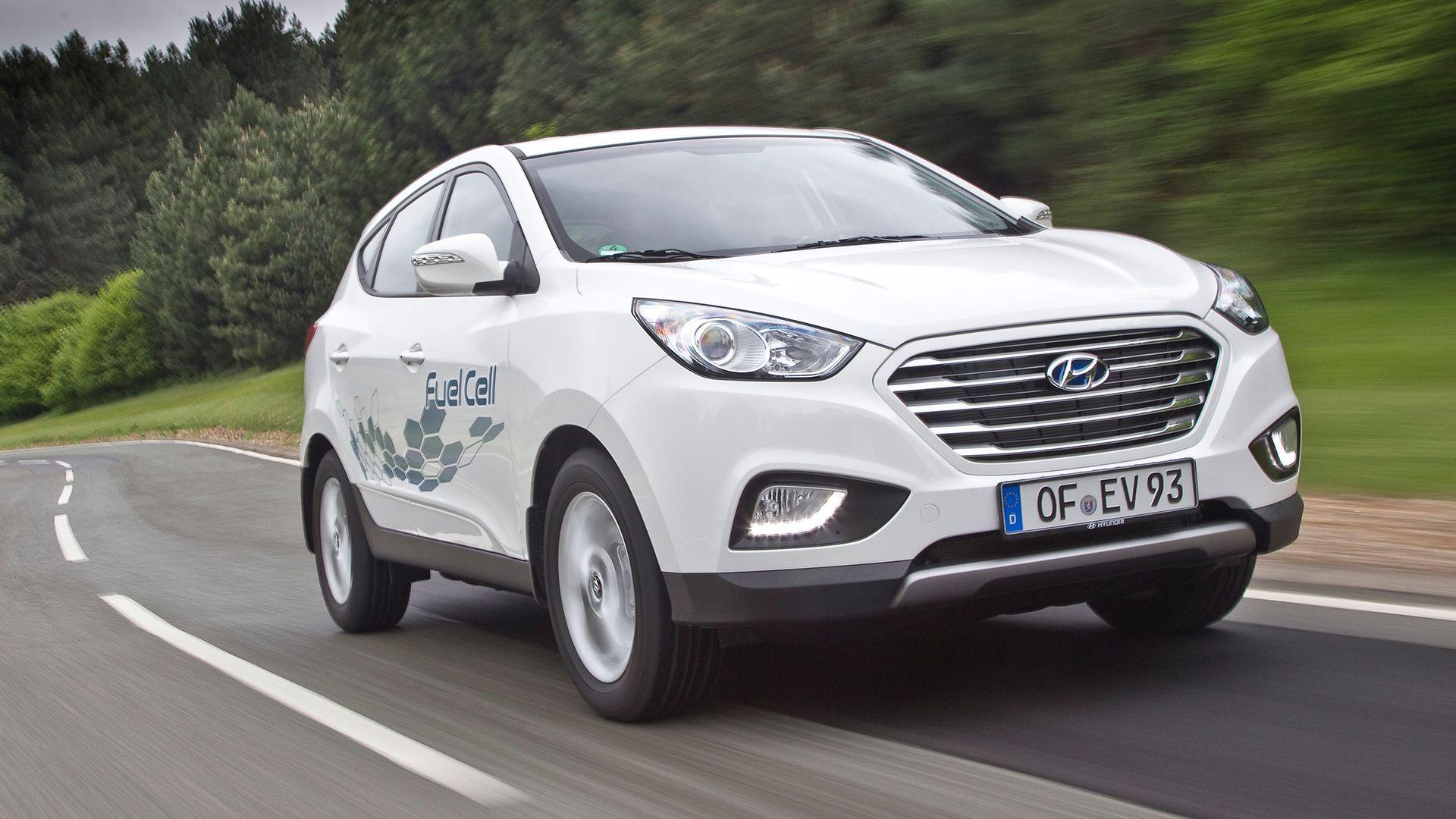 Hyundai ix35 Premium image