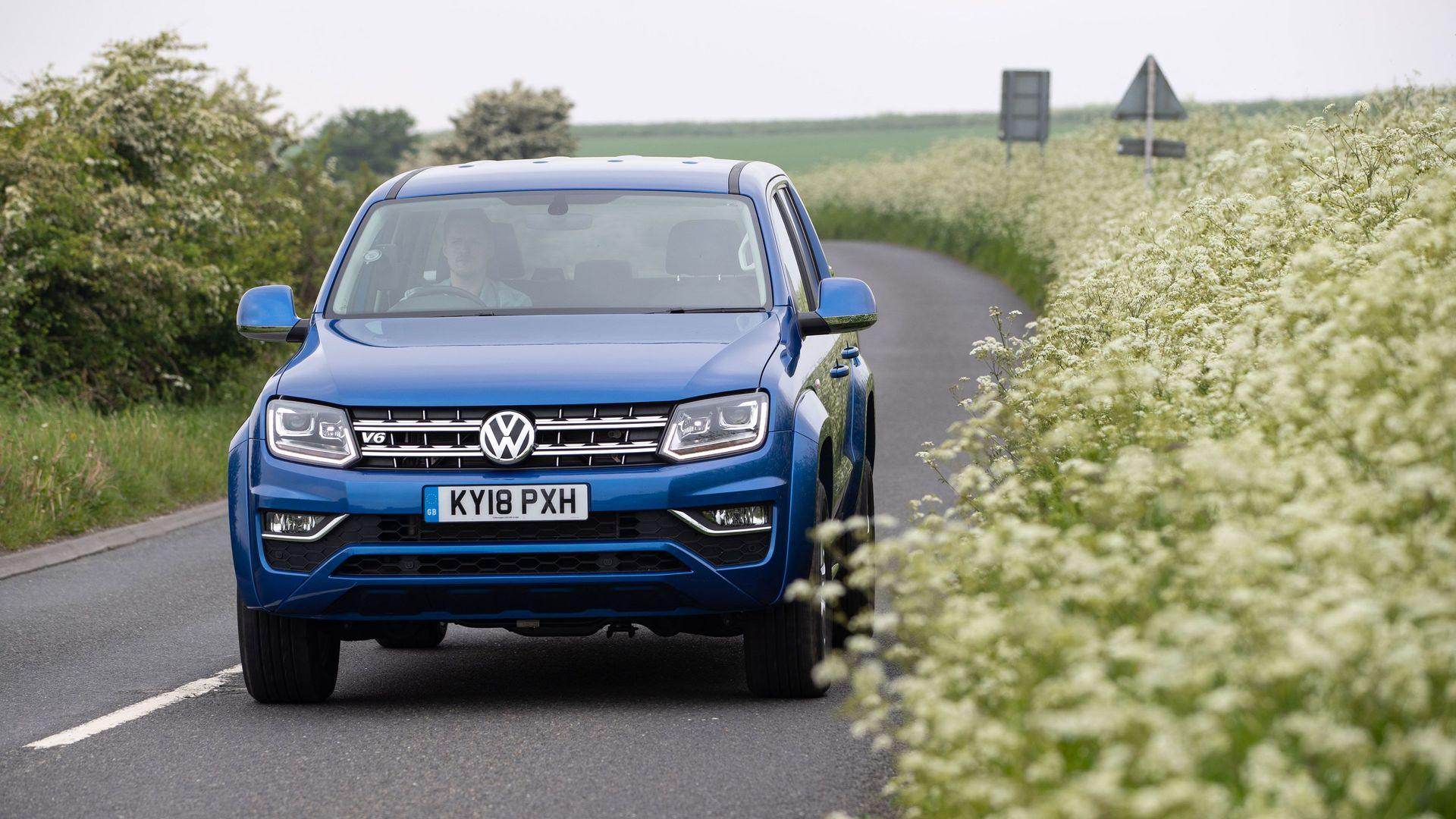 Volkswagen Amarok  image