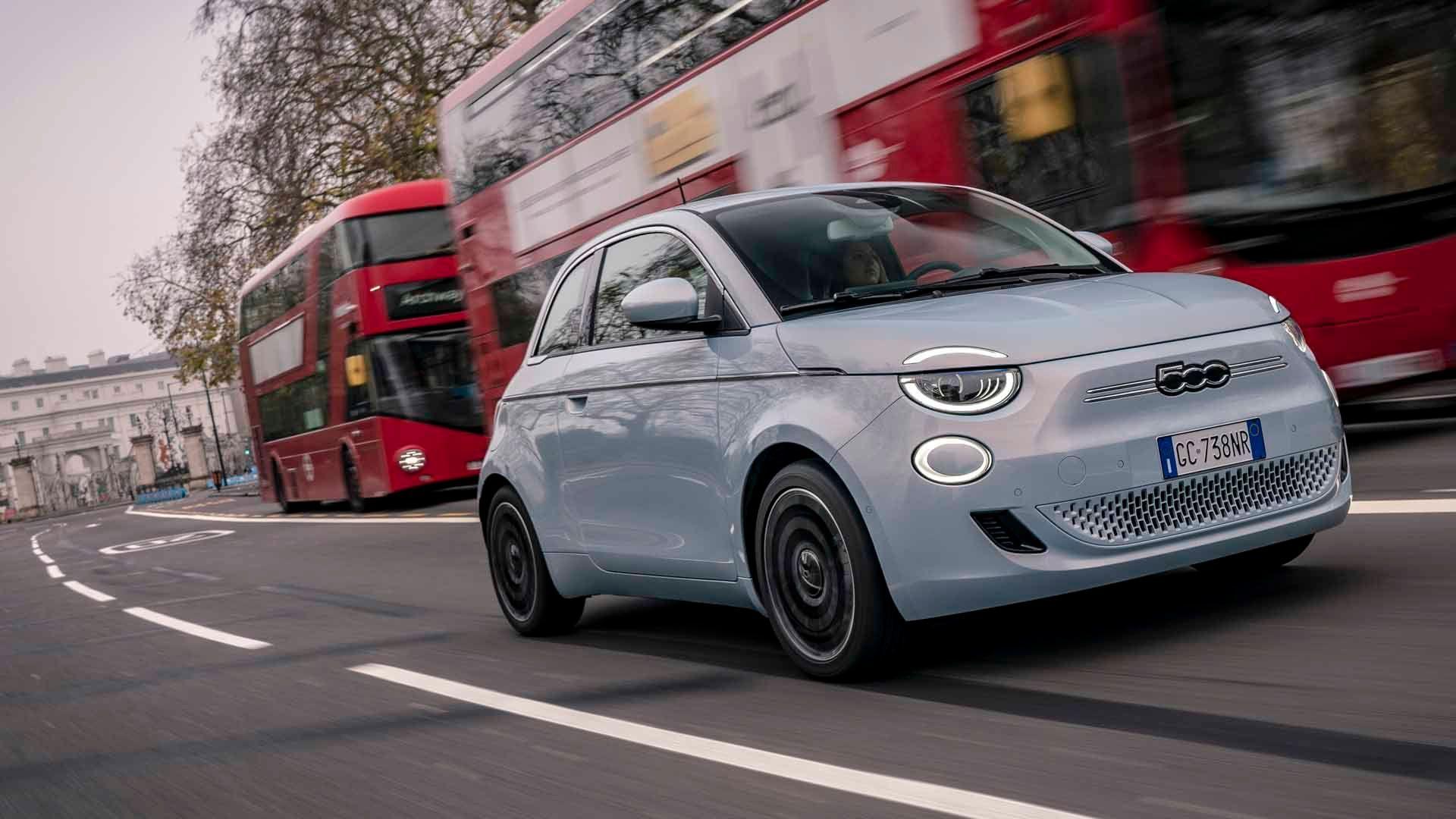 Fiat 500E  image