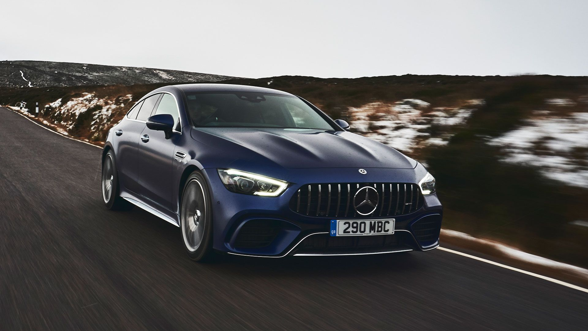 Mercedes-Benz Amg Gt Edition 476 Plus image