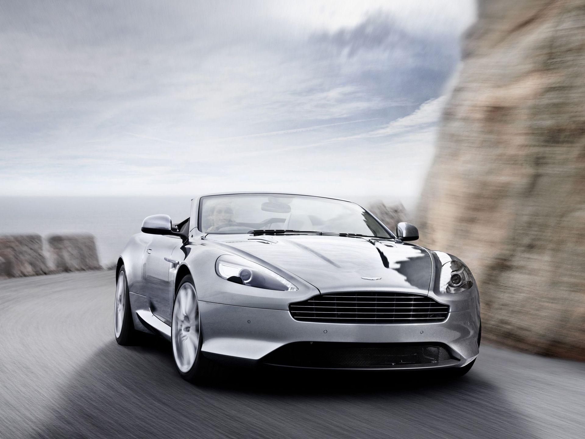 Aston Martin Virage V12 image