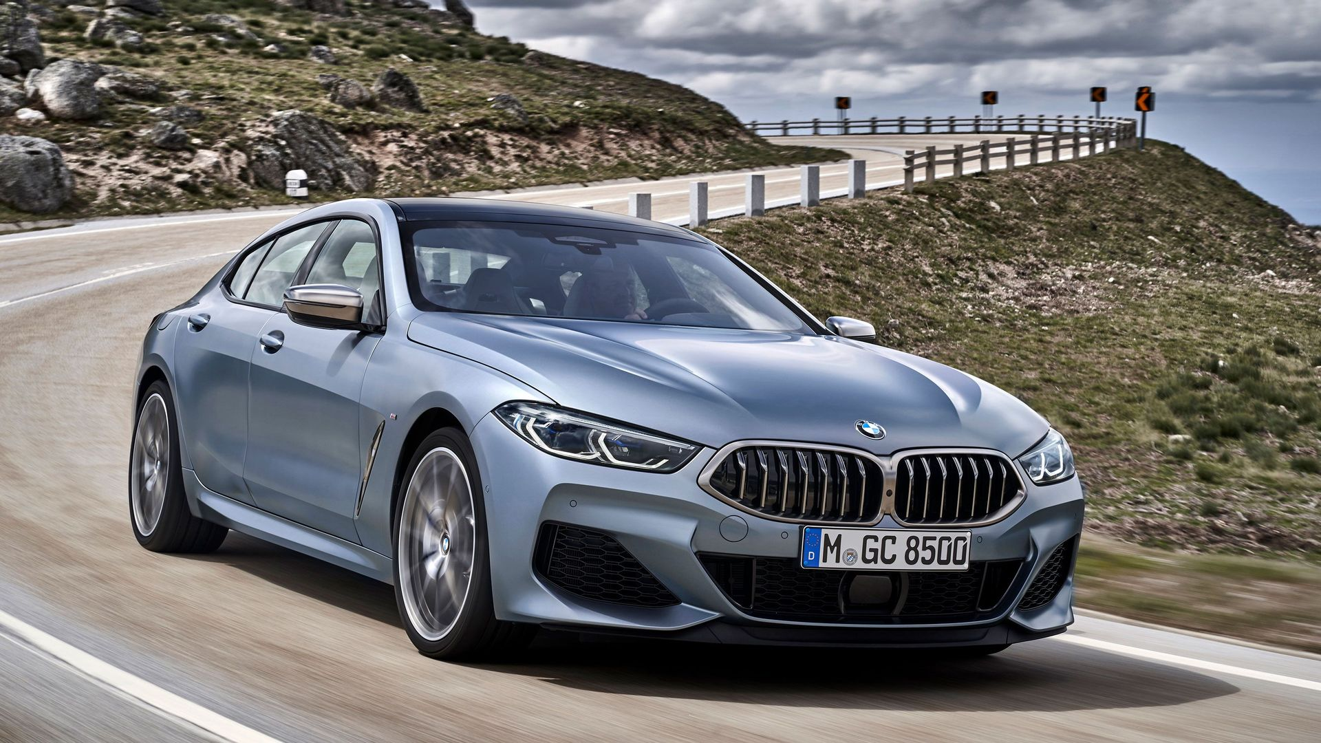 BMW 8 Series Gran Coupe 840d image