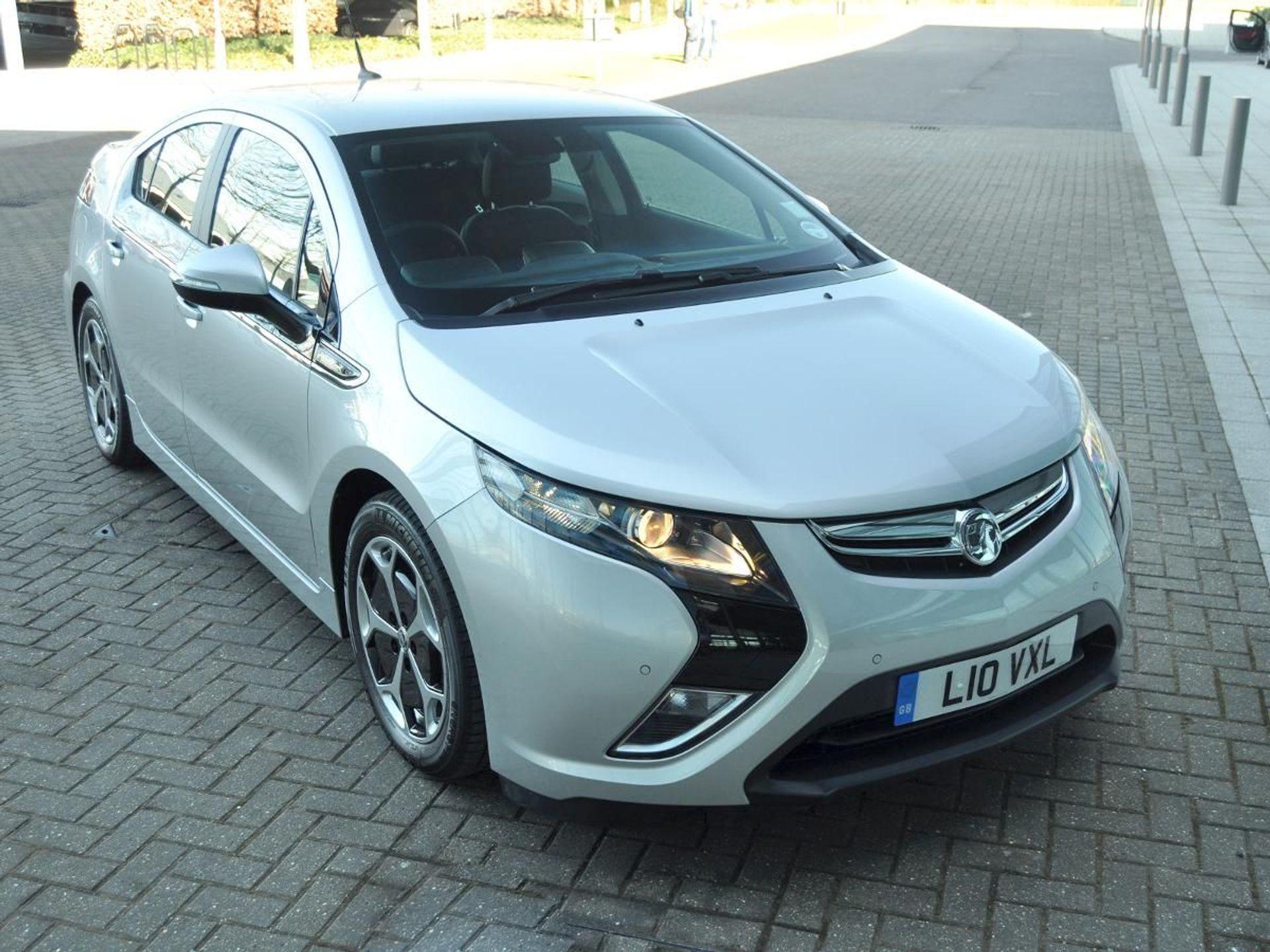 Vauxhall Ampera  image