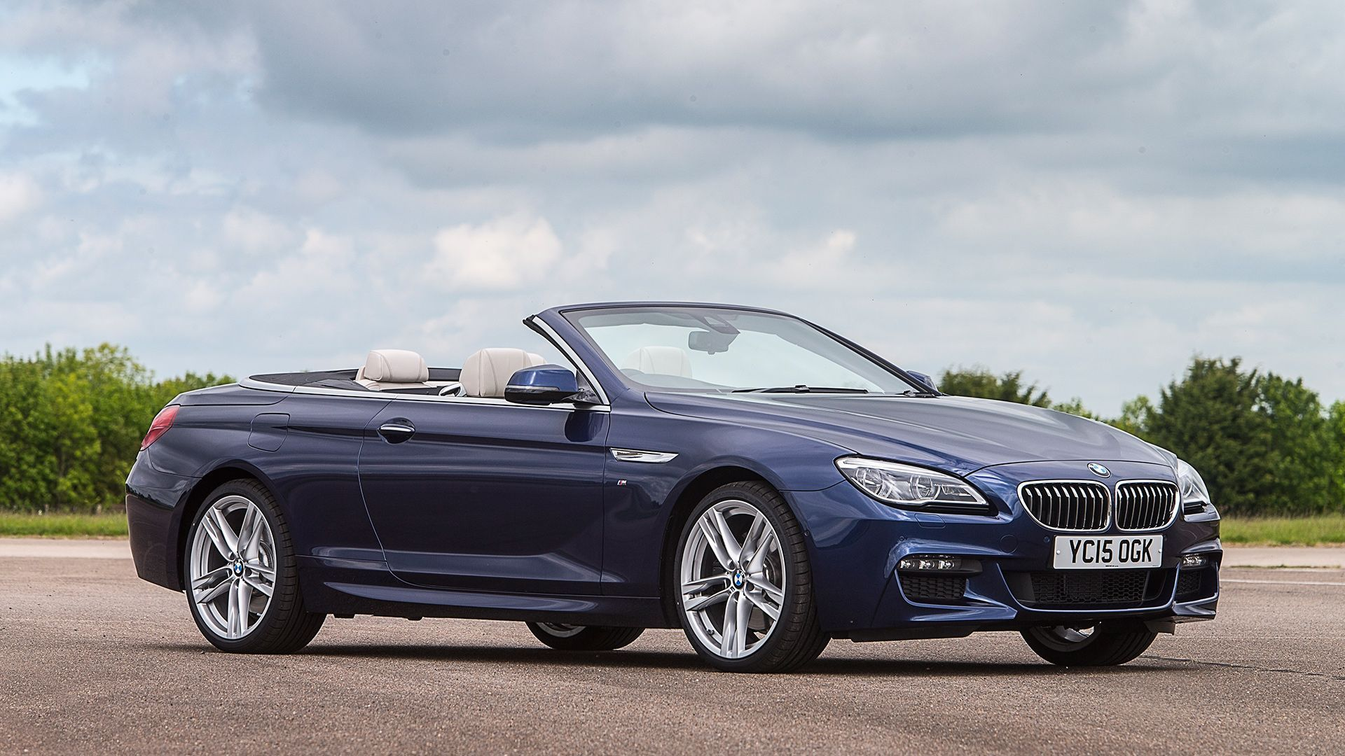 BMW 6 Series 640d image