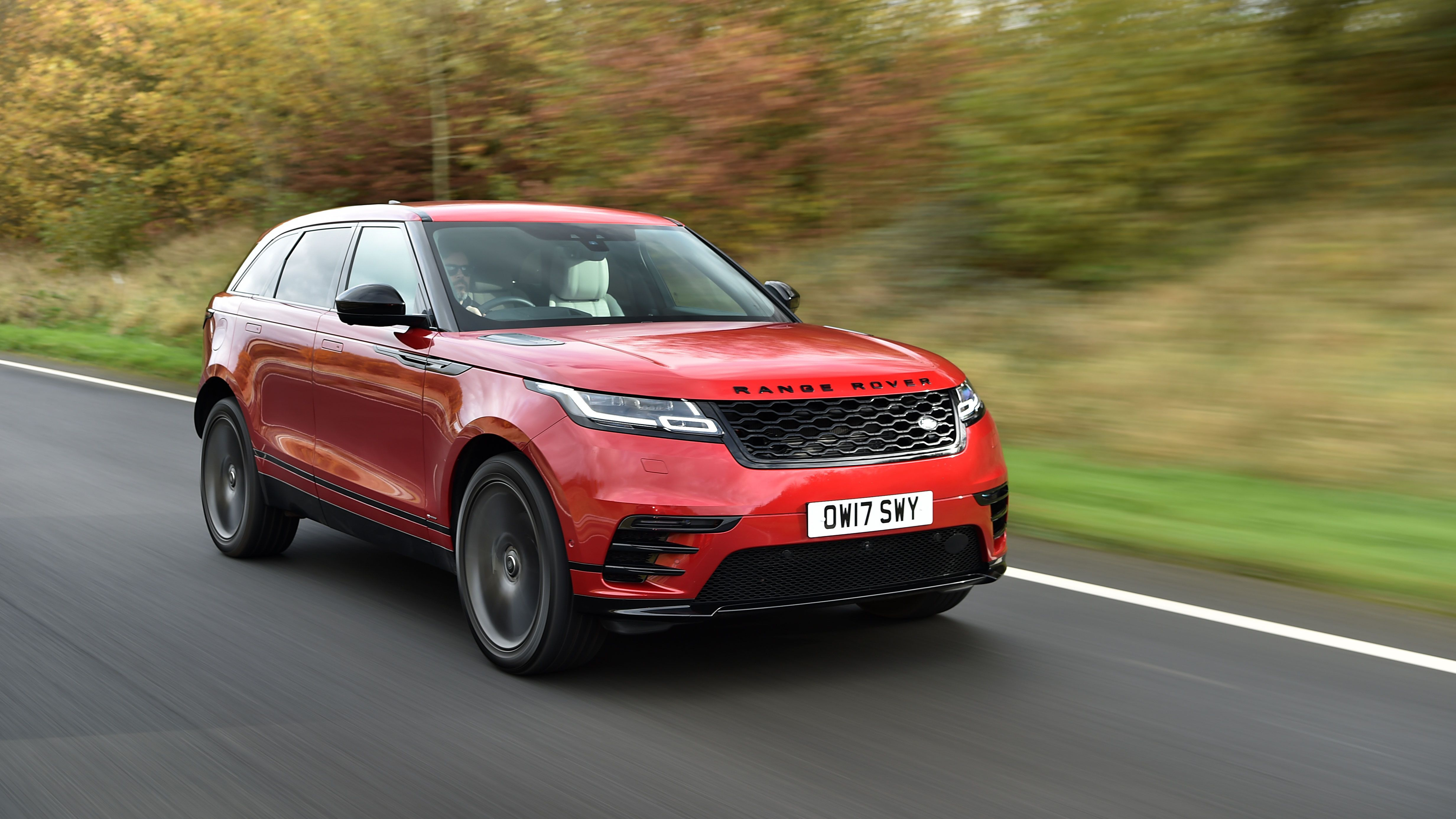 Land Rover Range Rover Velar First Edition image