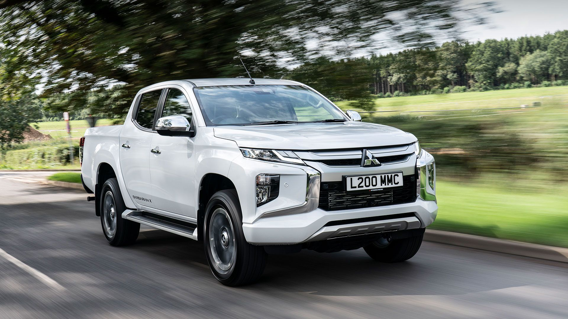 Mitsubishi L200 Walkinshaw Performance image