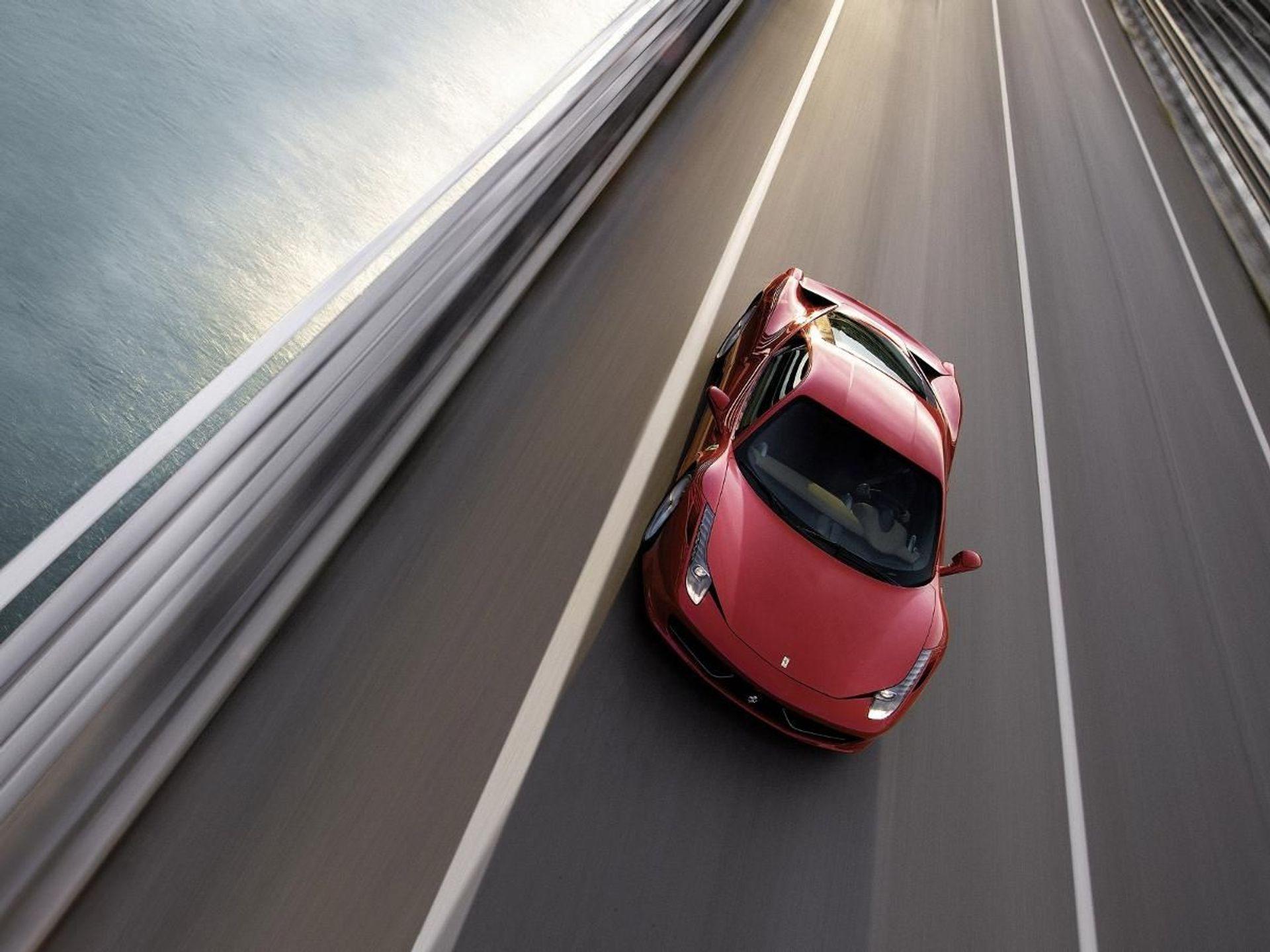 Ferrari 458  image