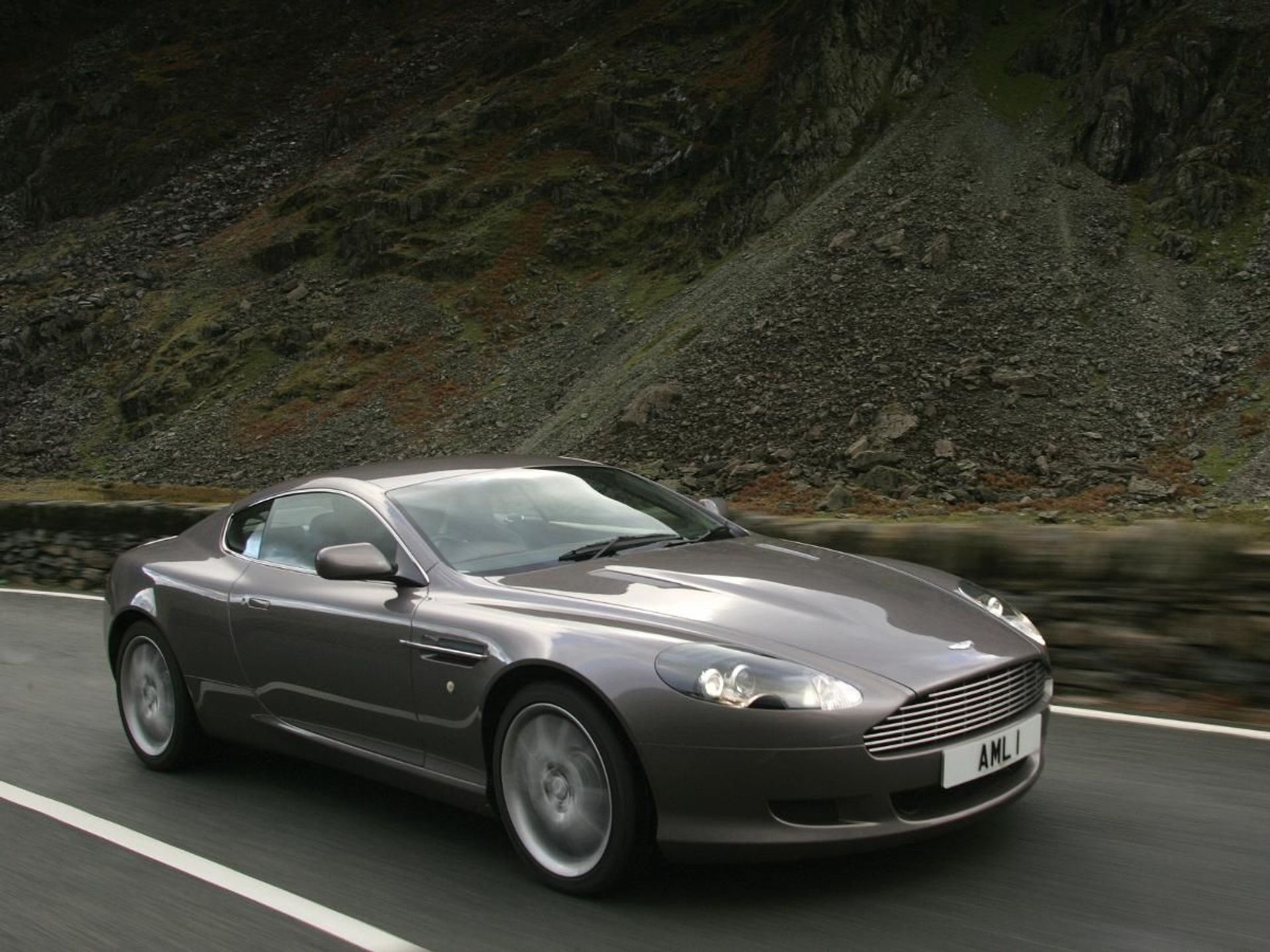 Aston Martin Db9 Classic Cars For Sale Autotrader Uk