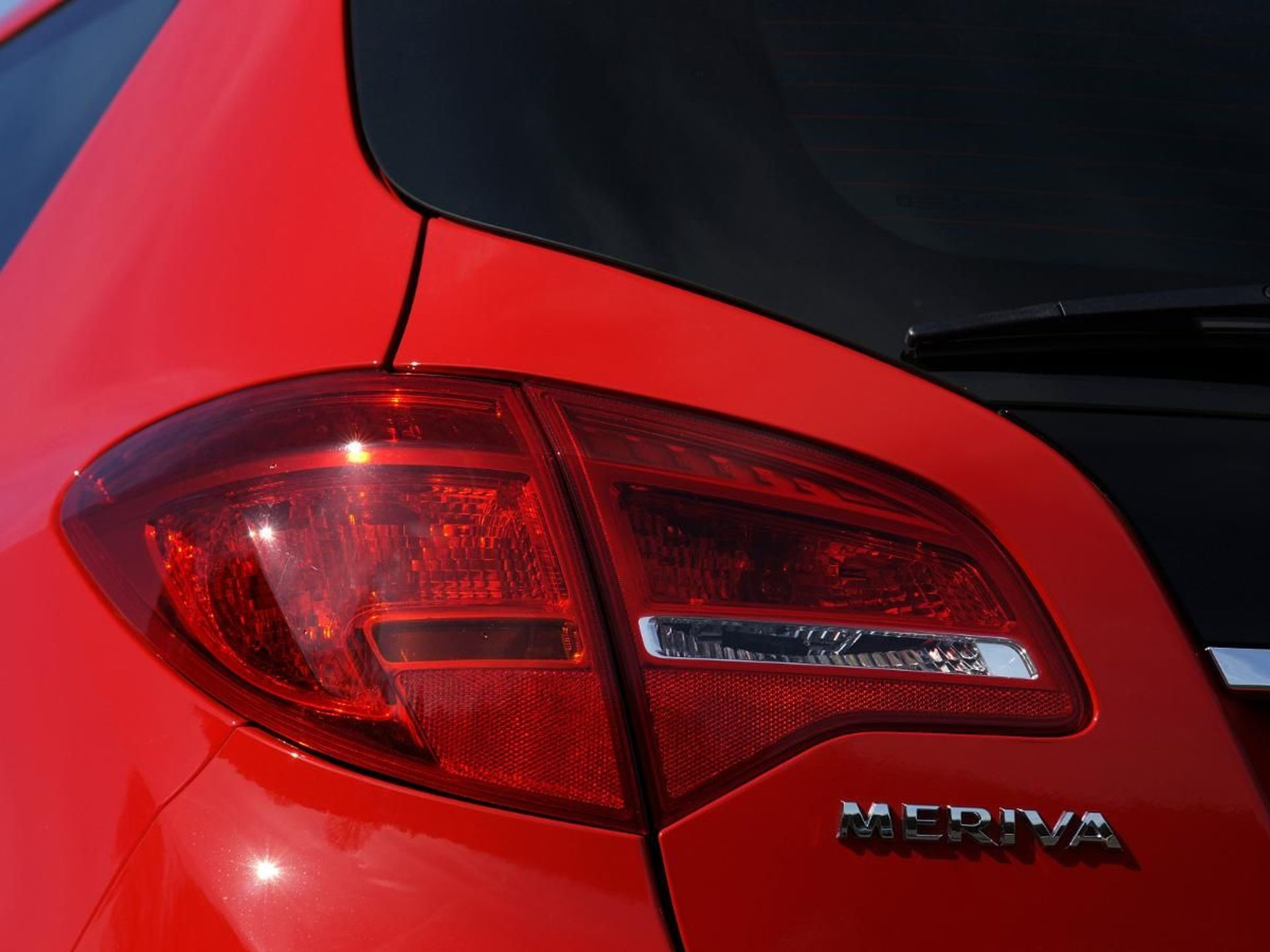 Vauxhall Meriva  image