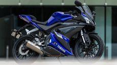 Yamaha YZF-R125 (2014 - ) expert eview