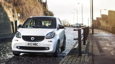 Smart fortwo Coupe (2015 - ) front static
