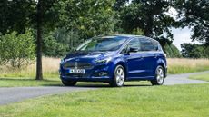 2015 Ford S-Max ride