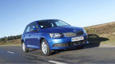 Skoda Fabia Hatchback ride