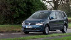 2015 VW Sharan handling