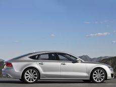 Audi A7 Sportback hatchback