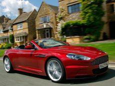 Aston Martin DBS Volante convertible