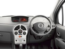 Renault Modus MPV