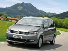 Volkswagen Sharan MPV