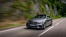2018 Mercedes-Benz C-Class saloon