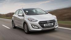 Hyundai i30 ride