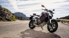 2017 Honda CB650 F roadster