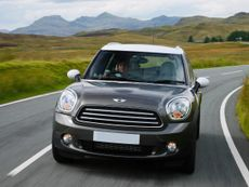 Mini Countryman Cooper 4x4