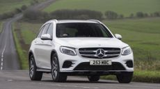 Mercedes Benz GLC main shot