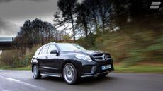 2015 Mercedes GLE 350d