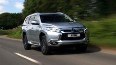 2018 Mitsubishi Shogun Sport