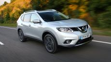Nissan X-Trail refinement