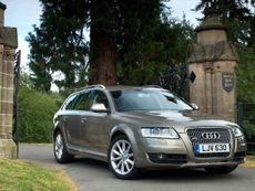 Audi A6 Allroad quattro estate