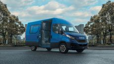 Iveco Daily panel van review