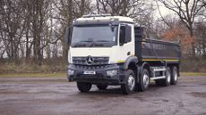 Mercedes-Benz Arocs review