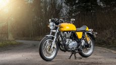 Royal Enfield Continental GT (2013 - )
