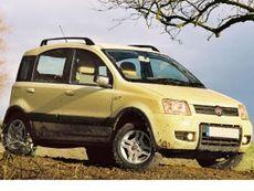 Fiat Panda 4x4 hatchback